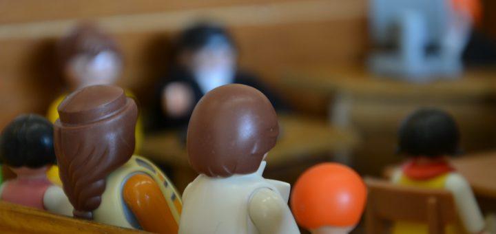 Playmobilbild für Angehörige, Freunde und Bekannte