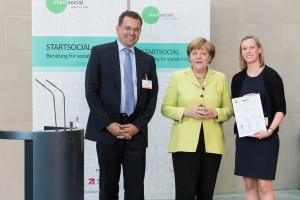 startsocial Bundespreisverleihung