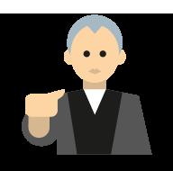 staatsanwalt - Personen im Strafprozess
